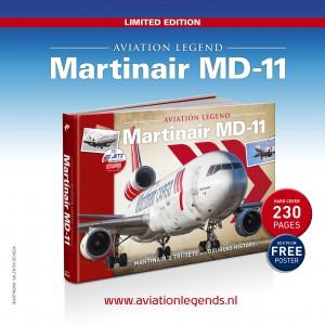 Martinair MD-11-boek